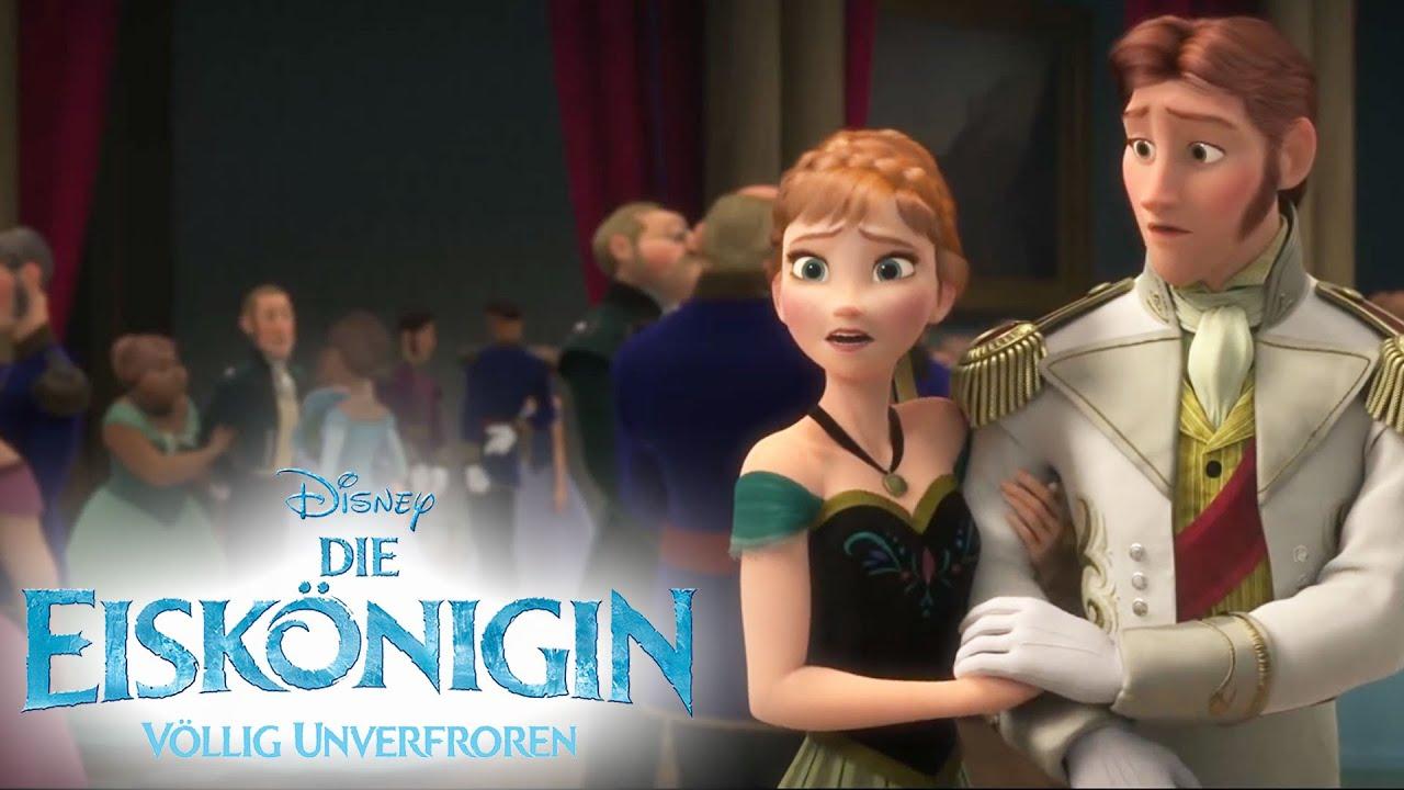 DIE EISKNIGIN VLLIG UNVERFROREN Filmclip Die Party