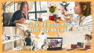 Cuộc sống của cô nàng độc thân #2 - Tips để cuộc sống luôn đầy năng lượng | Châu Giang nè!