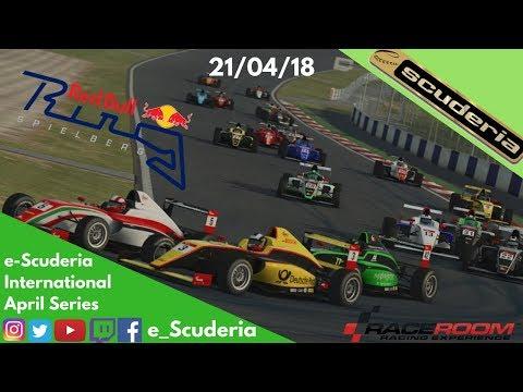 e-Scuderia International April Series: Tatuus Formula 4 Raceroom