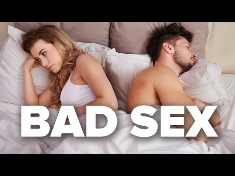 12 Confessions From Bad Sex