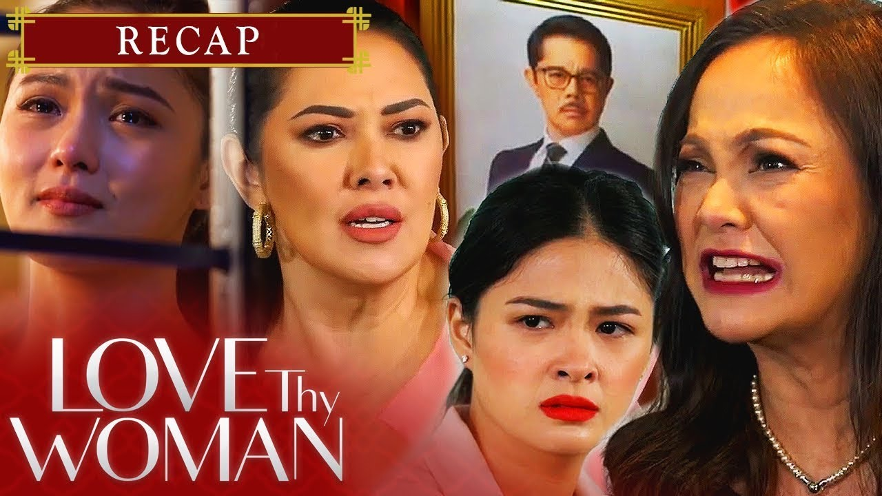 Download Adam Wong's last will is read | Love Thy Woman Recap (With Eng Subs)