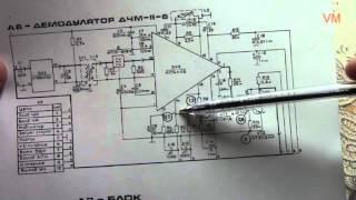 Краткий обзор радиоприемника VEF-214 (ВЭФ-214), переделанного на FM диапазон