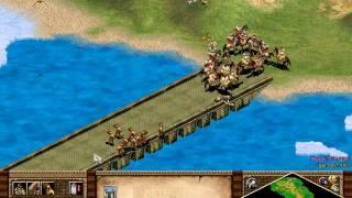 Age of Empires 2 - Genghis Khan, Misión 6: Parte 1/2