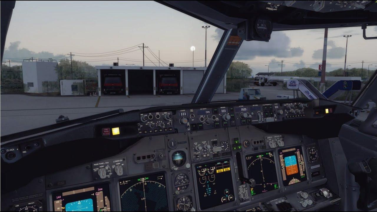PMDG Hint NGX V3! | Flight Sim Central