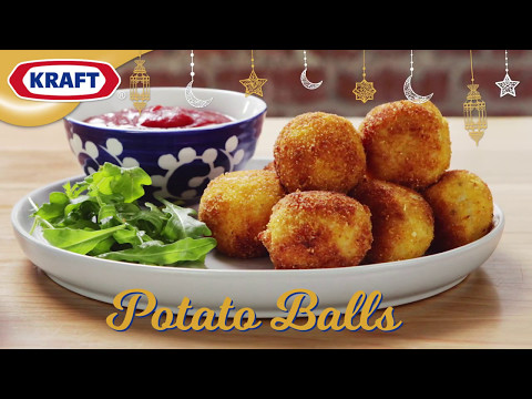 KRAFT Potato Balls Recipe