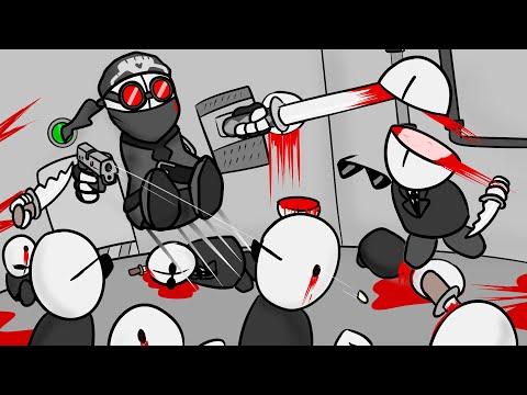 ПЕРВОЕ ЗАДАНИЕ ВИТТИ в Madness Combat