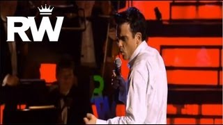 Robbie Williams | 'Do Nothing 'Til You Hear From Me' | Live At The Albert