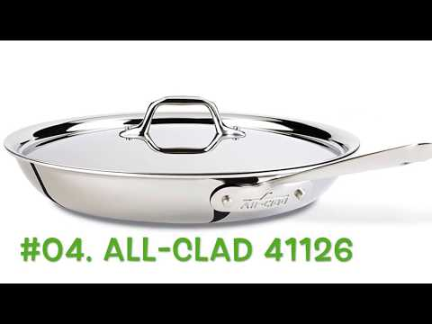 Best Stainless Steel Fry Pans