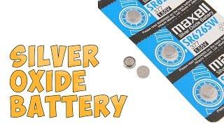 видео Дисковые батарейки RENATA