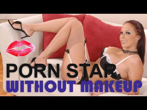 Without Makeup Porn Star, Before After Video,