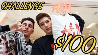 $100 VANS AND H&M OUTFIT CHALLENGE FOR SPRING!!