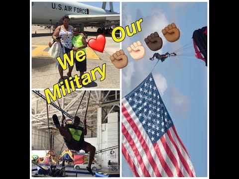 2017 Wings Over Wayne Air Show/ Seymour Johnson Air Force Base