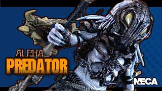 NECA Predator Alpha Predator Figure | Video Review