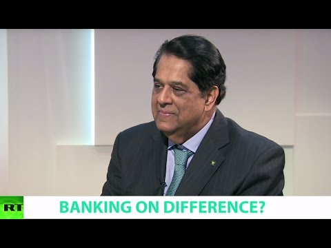 BANKING ON DIFFERENCE? Ft. K.V. Kamath, President of the New Development Bank
