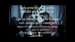 Ñengo Flow Ft. Jenay - Alucinando (Video Letra) (Original) REGGAETON 2014