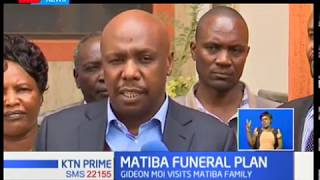 Video Funeral services for the late Kenneth Matiba will be held on Wednesday and Thursday download MP3, 3GP, MP4, WEBM, AVI, FLV Oktober 2018