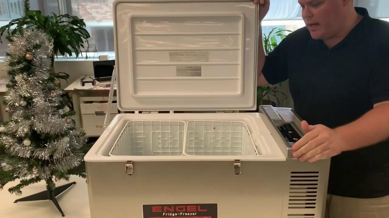 Engel 60 Litre Digital Platinum Series Chest Fridge / Freezer Product Review