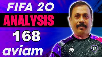 FIFA 20 aviam analysis #168
