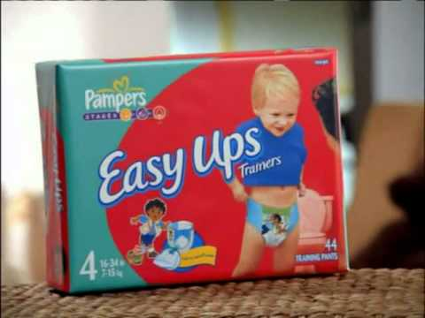 Pampers Easy Ups Growing Up Doovi