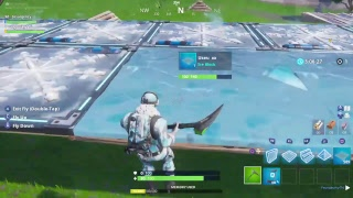 Fortnite battle royale lachlans creative mode hide and seek