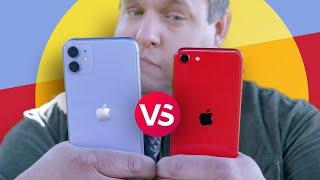 iPhone SE (2020) vs. iPhone 11: Camera comparison