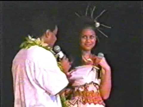 Miss Tonga, 2002-'Interview'