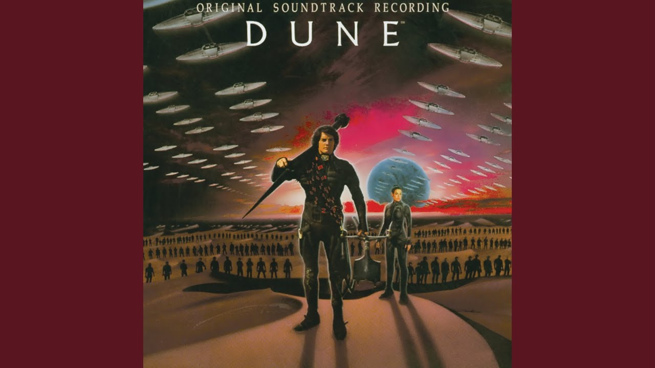 Dune (Desert Theme) | Video