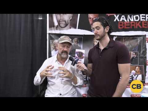 Exclusive Interview: Xander Berkeley