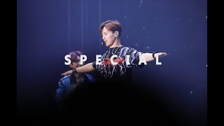 180526 몬스타엑스콘서트 셔누FOCUS :: Special (MONSTAX SHOWNU FANCAM)
