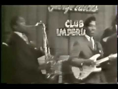 Ike Turner and The Kings Of Rhythm. Party Time-Complete-1959