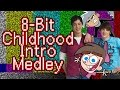 watch he video of Childhood TV Intro Medley [8-Bit Medley]