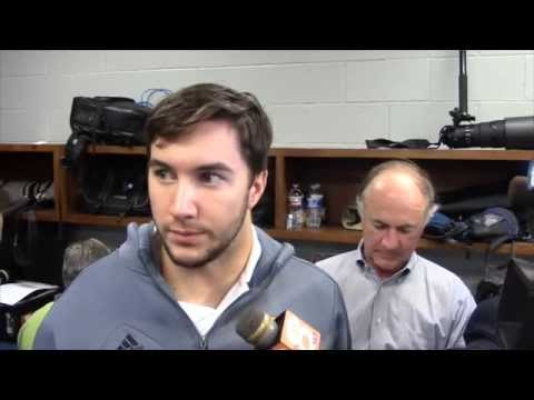 Justin Worley Media Session Post Ole Miss (10/18/14)