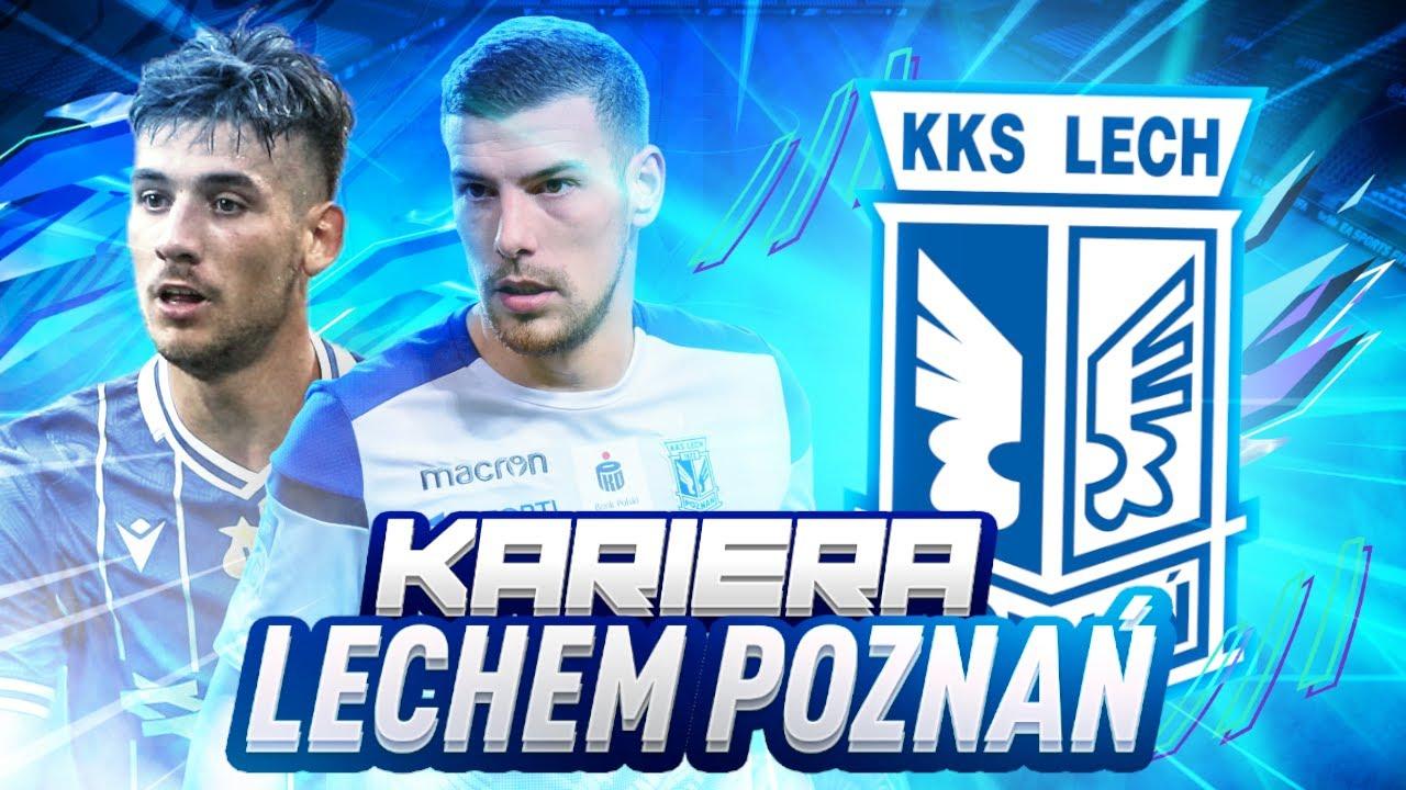 FIFA 21: KARIERA LECH POZNAŃ | #2 Start ligi!