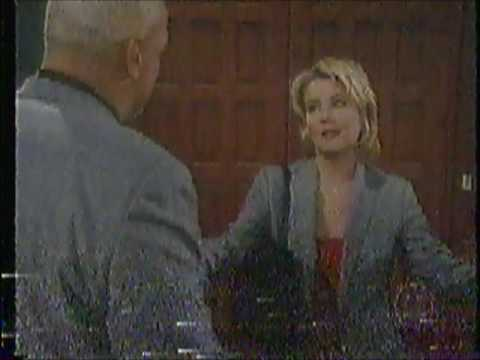 Jesse Ventura appears on The Young and The Restless July 10th 2000 part 4
