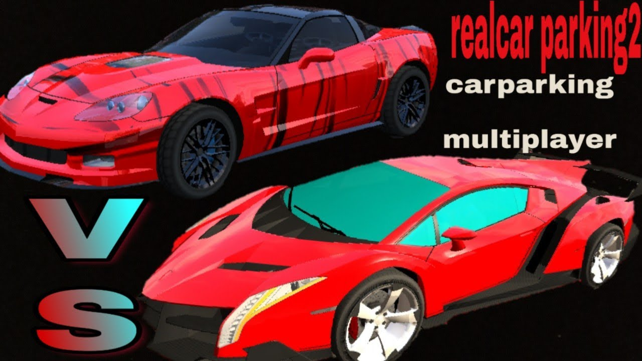 real car parking2 vs car parking multiplayer