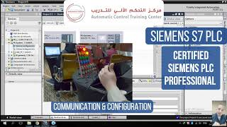 Certified Siemens PLC SCADA HMI Professional Training Program in KSA