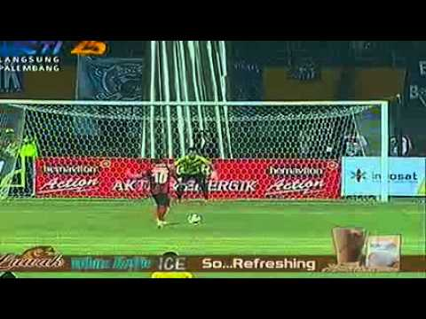FULL Persib vs Persipura 5-3 Final ISL 07/11/2014 Adu Penalti