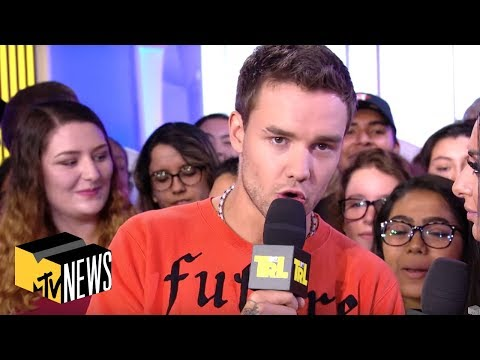 Liam Payne Talks One Direction Reunion, 'Strip That Down' | Weekdays at 3:30pm | #TRL