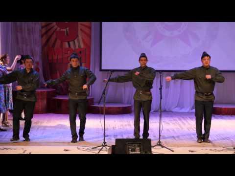 башкирский танец #2 - коллектив Баймкского РЭС