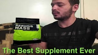 serious mass, How To Gain 10 kgs weight in one Month