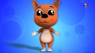 песня собака бинго | детские стишки | песня для детей | бинго-рифма | Baby Bao Panda Bingo Dog Song