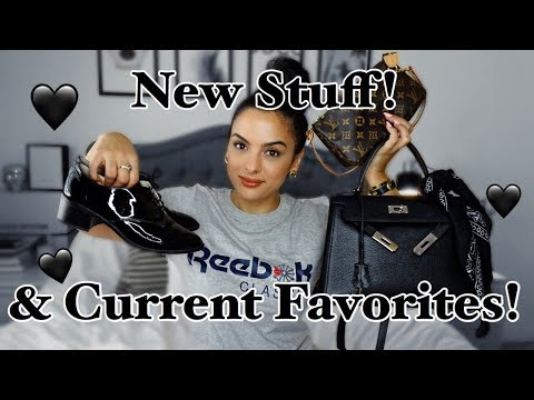 New Stuff and Current Favorites! | elle be |