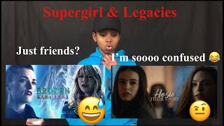 """HOSIE STORY AND KARA & LENA """"IM NOT A VILLAIN, YOU SHOULDN'T HAVE TREATED ME LIKE ONE"""" 