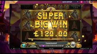 DAWN OF EGYPT BIG WIN PLAYNGO ONLINE SLOTS