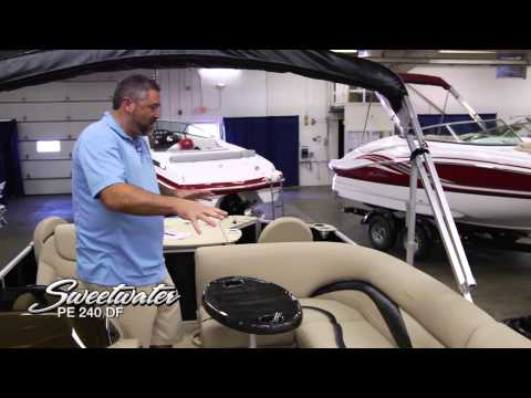 Sweetwater Premium Edition 240 DF Coastal Edition Product Walk-Through