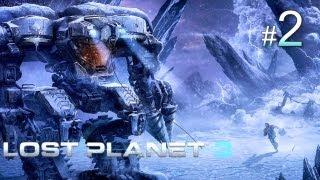 Lost Planet 3 прохождение с Карном. Часть 2