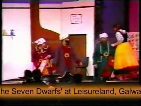 Renmore Pantomime 'Snow White' 1988