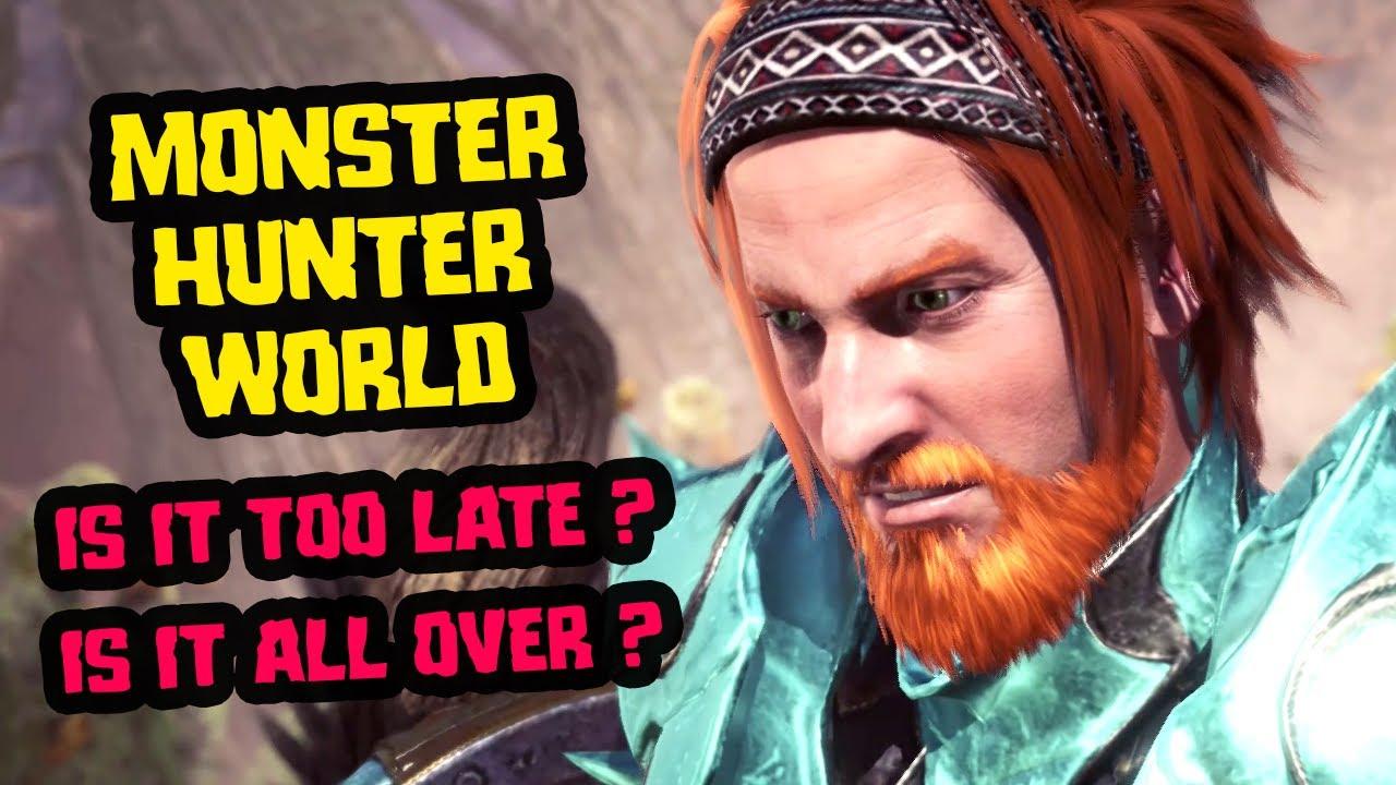Monster Hunter World isn't Ending, Relax and Enjoy your Hunts thumbnail