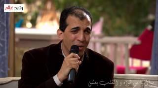 موال يا من هواه و القلب يعشق بصوت رشيد غلام من برنامج صولا HD 2013