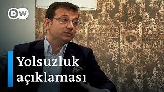 İmamoğlu: Bizi rahatsız eden veriler var - DW Türkçe
